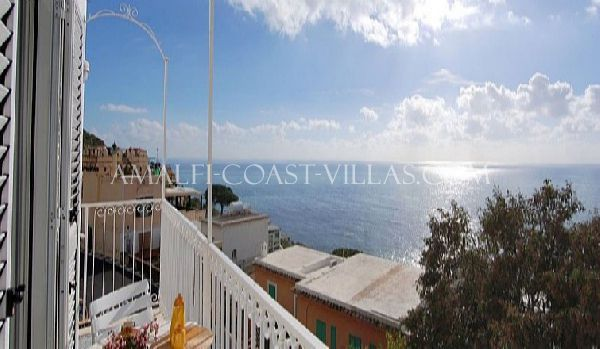 Villa for rent Praiano