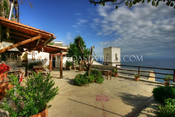 Holiday villa Amalfi Coast