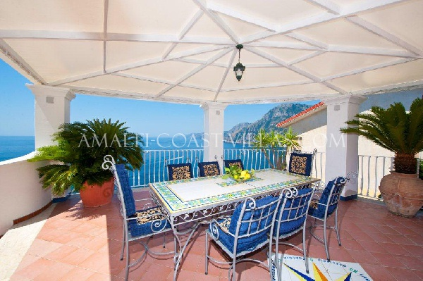 Holiday villas Amalfi Coast